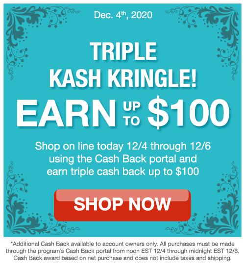 Triple Kash Kringle!