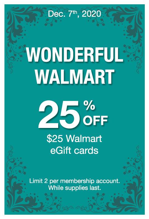 Wonderful Walmart