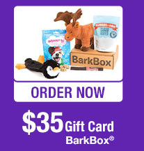 BarkBox ORDER NOW