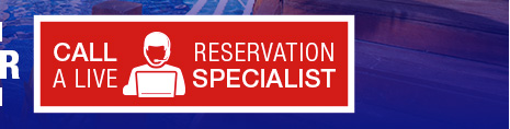 Call a live reseravation specialist